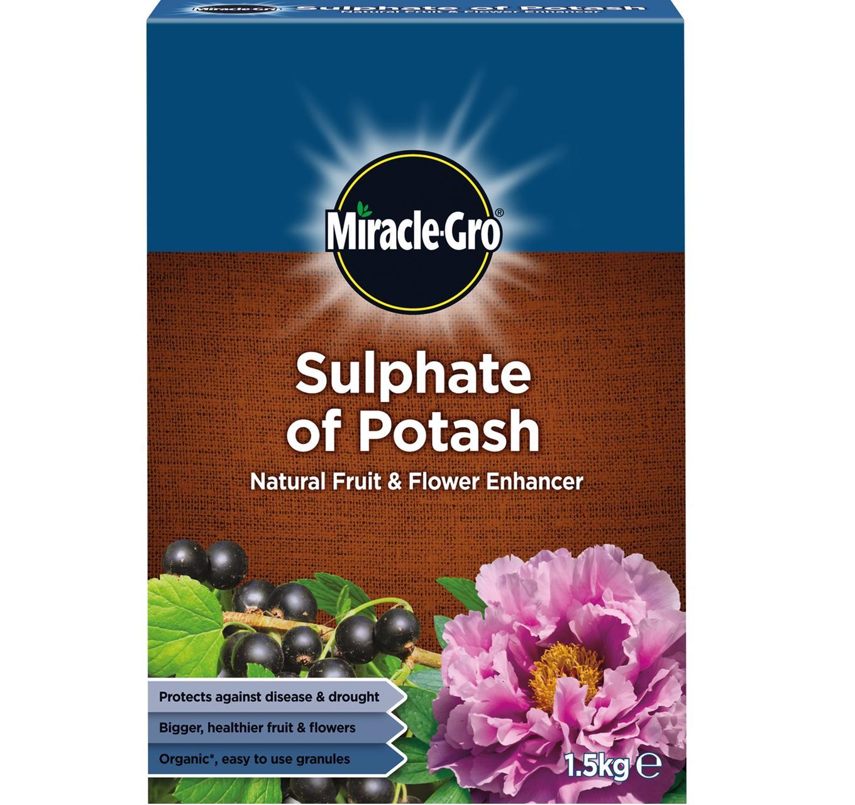 Sulphate of Potash 1.5kg