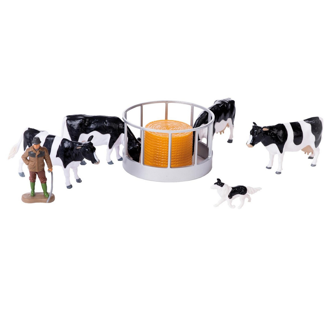 Cattle Feeder Set