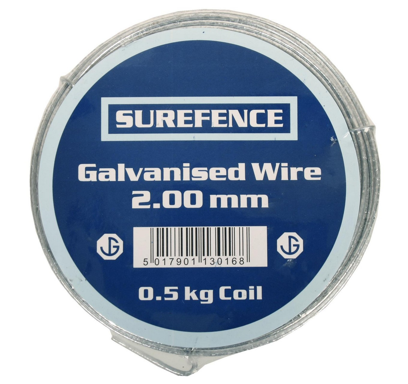 Mild Steel Wire 2.5mm 500g