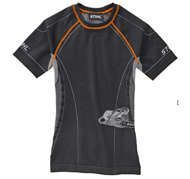 Base Layer T-Shirt Black XL
