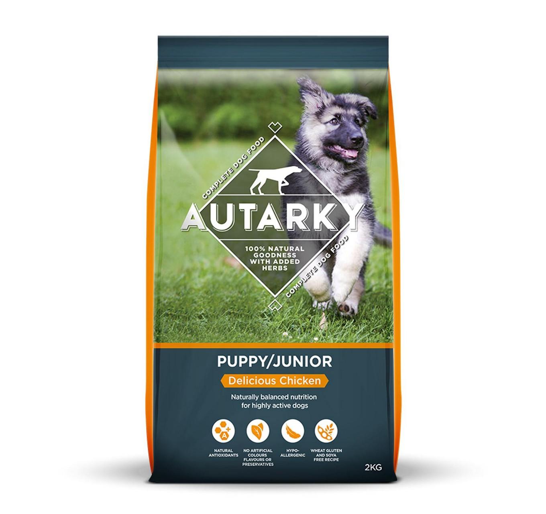 Autarky Puppy Chicken 2kg