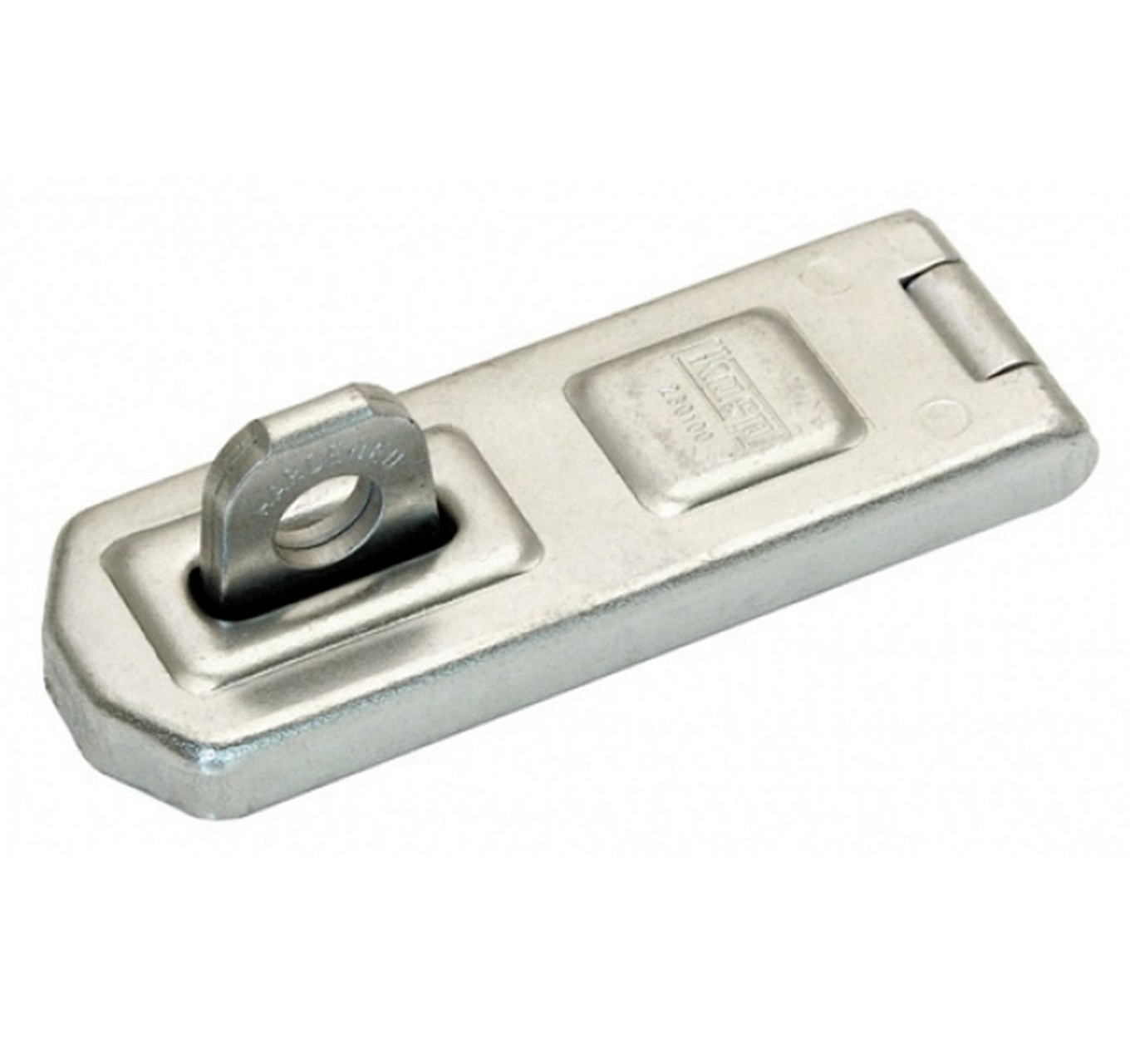 Universal Hasp & Staple 100mm