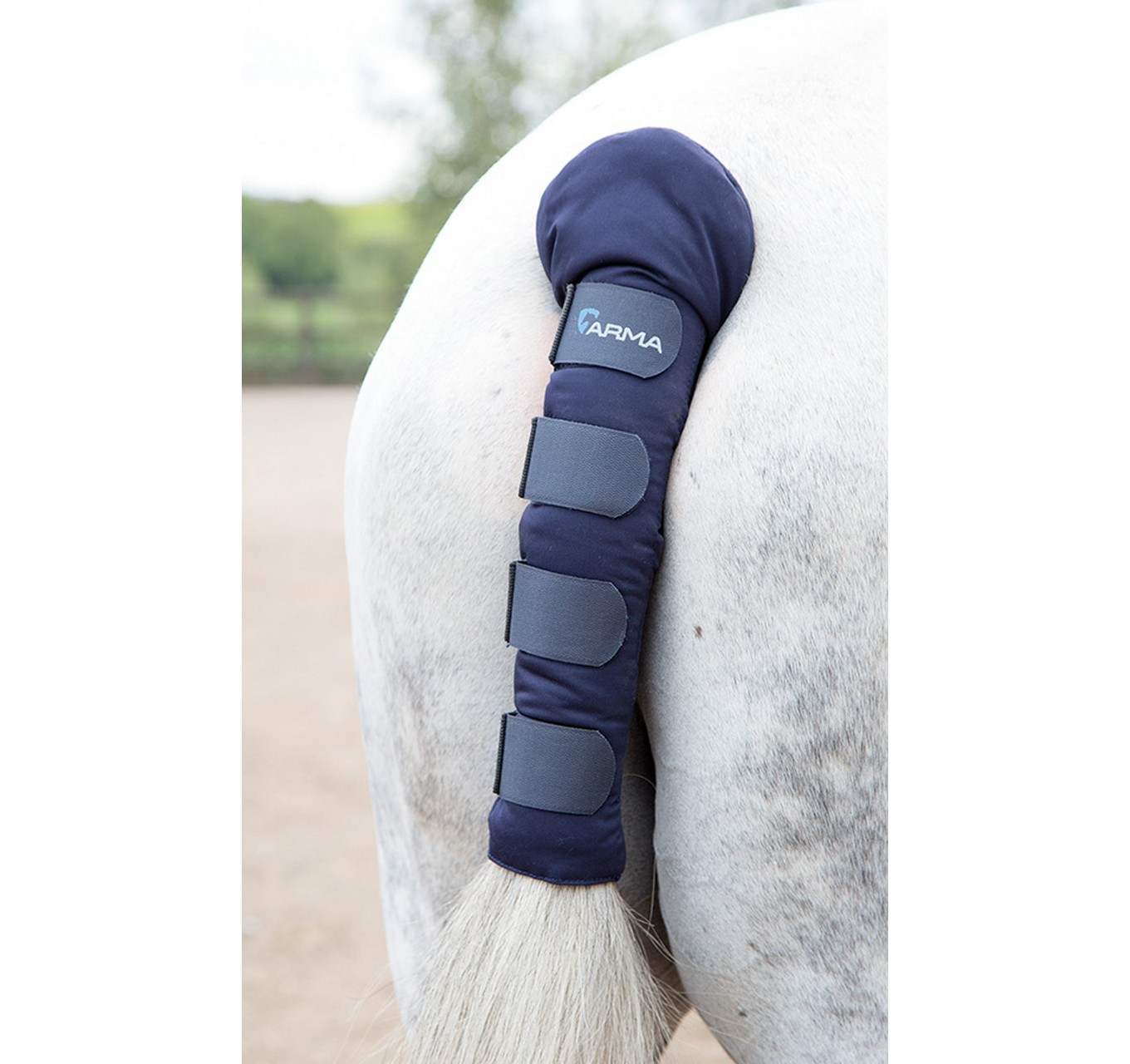 Padded Tail Guard Navy