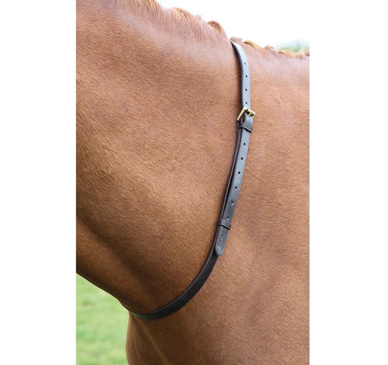Leather Neck Strap 3/4