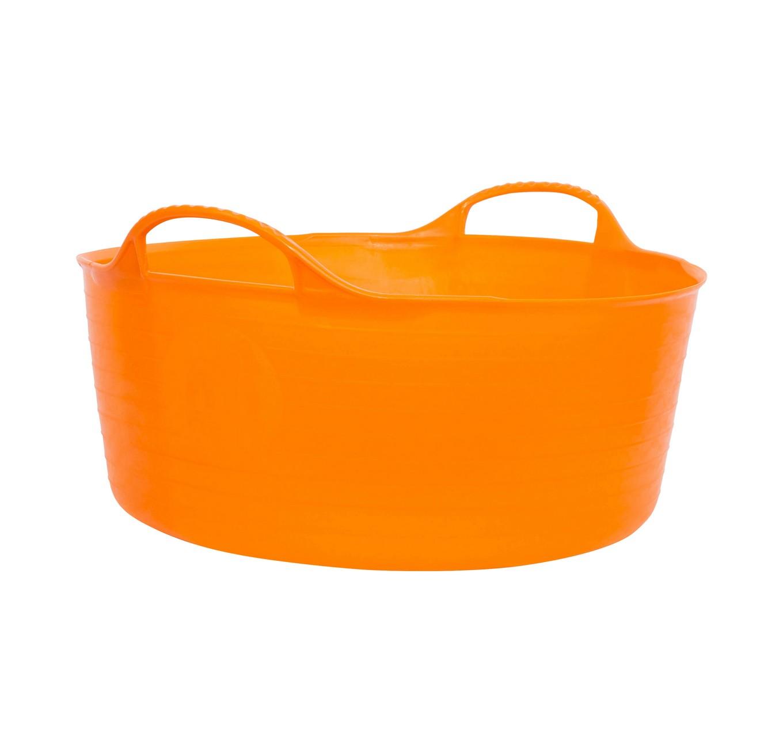 Tubtrug Shallow 15L Orange