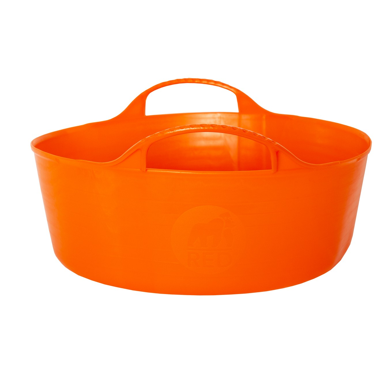 Tubtrug Shallow 5L Orange