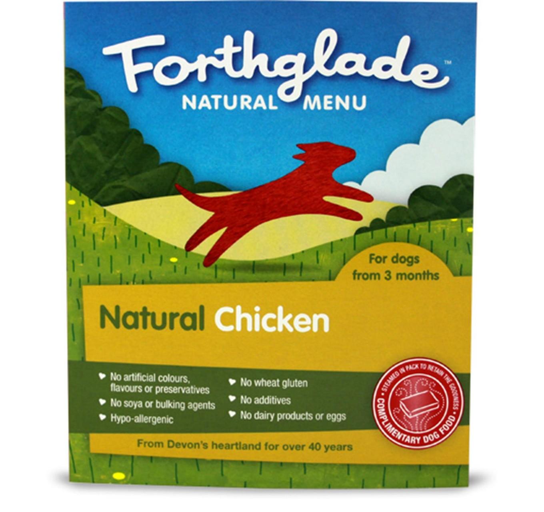 Forthglade GF Just Chicken395g