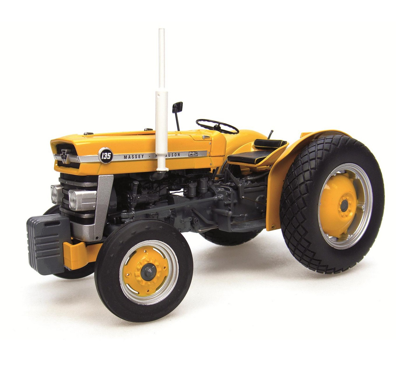 Universal Hobbies Massey Ferguson 135 Industrial Model