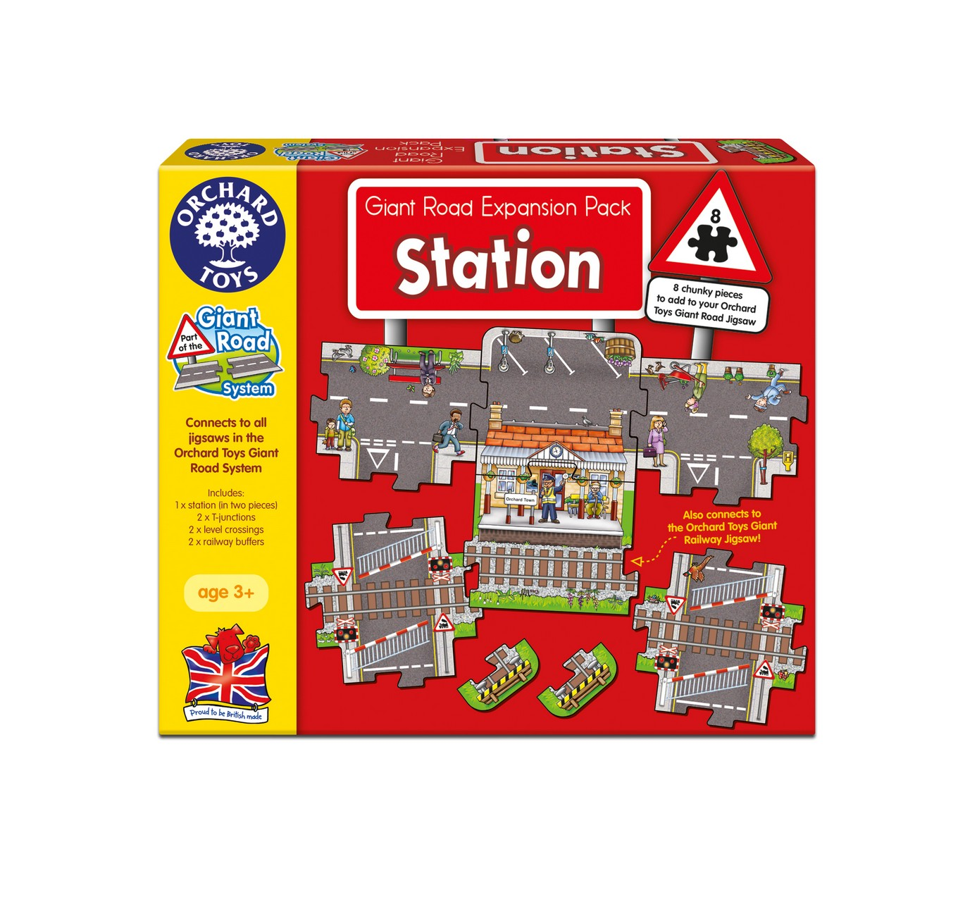 Station Expansion Pack Puzzle