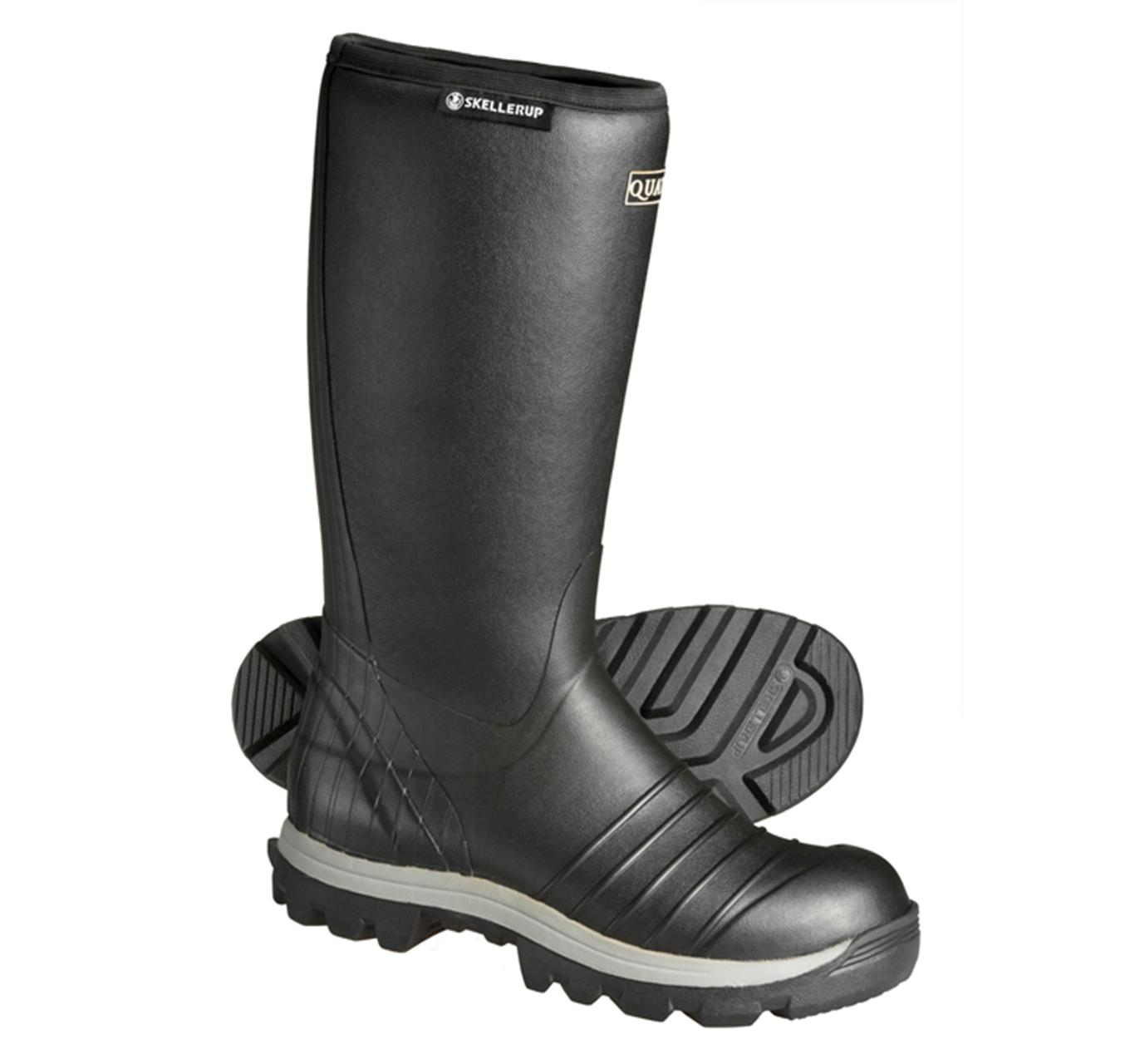Quatro Insulated Knee Boots 10