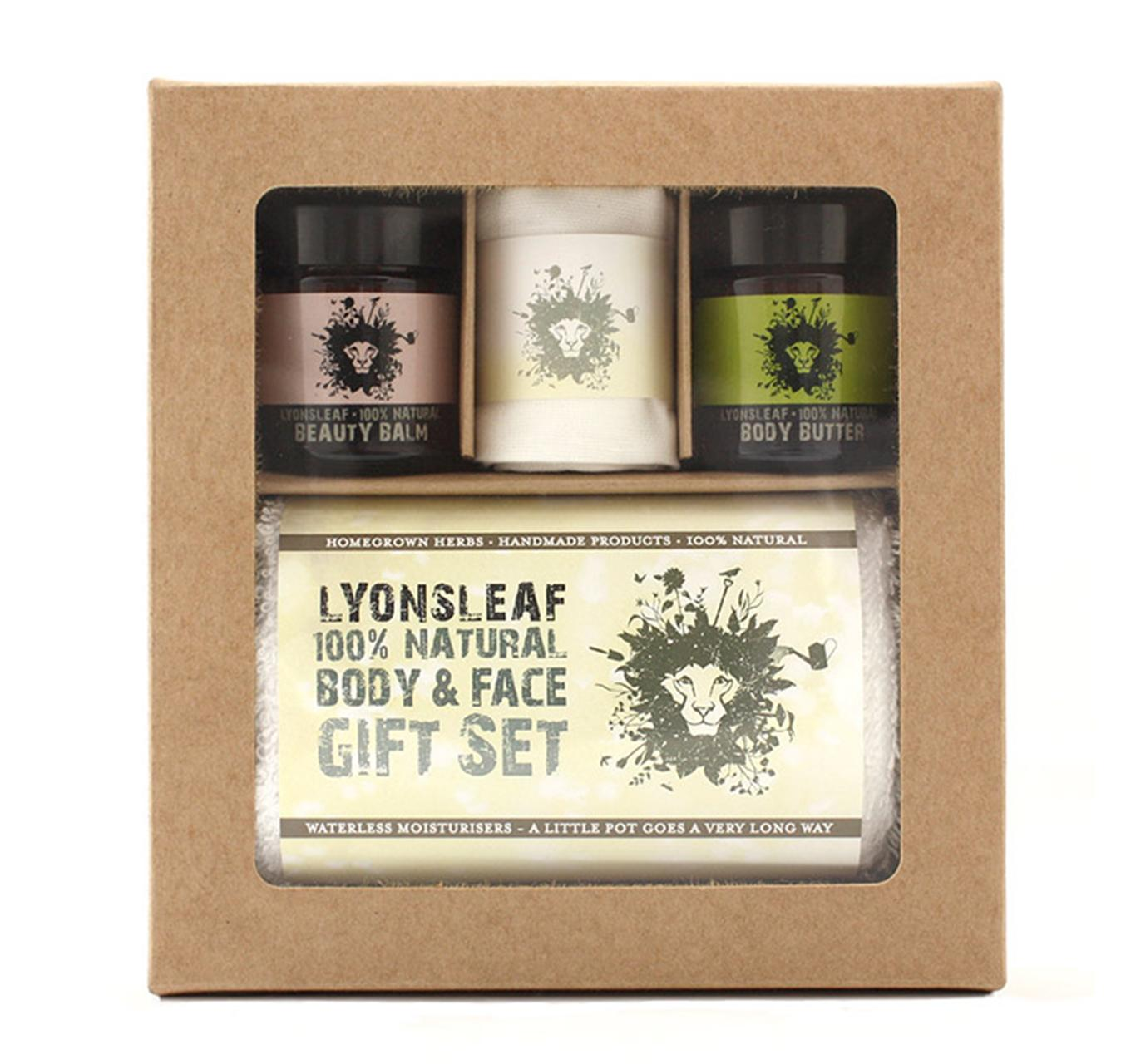Body & Face Gift Set