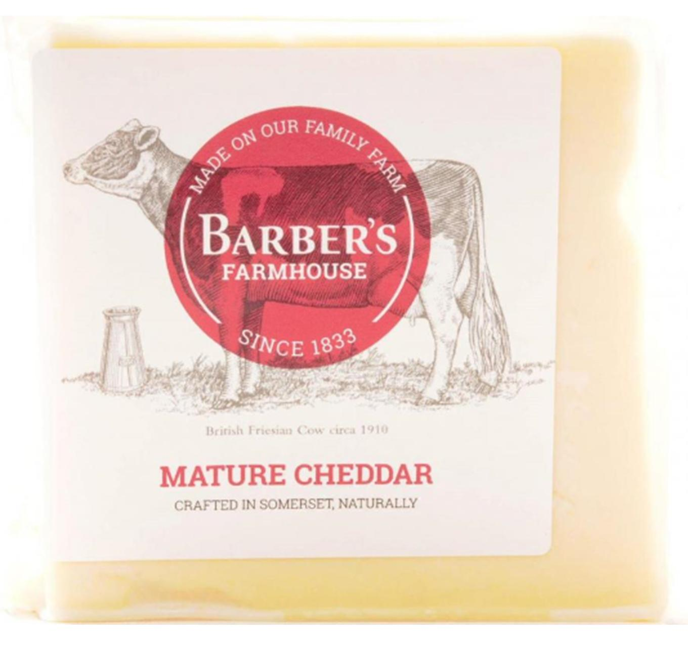 Farmhouse Mature Cheddar 320g