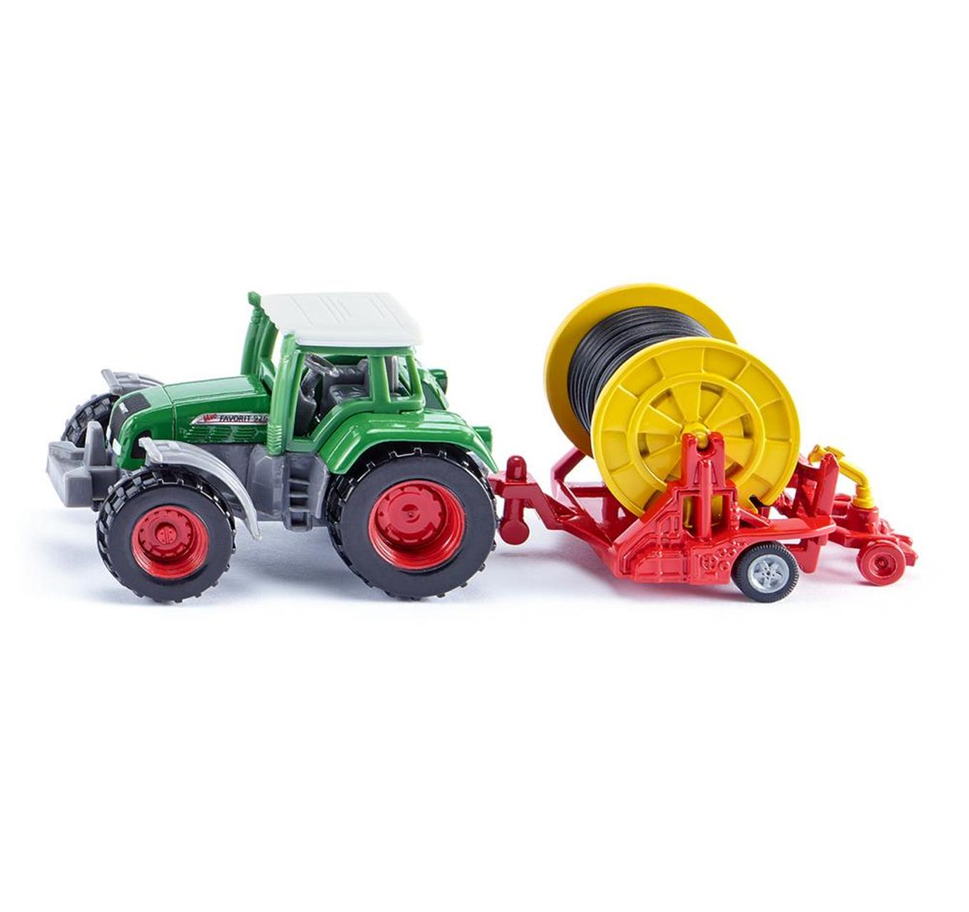 Fendt with Irrigation Reel