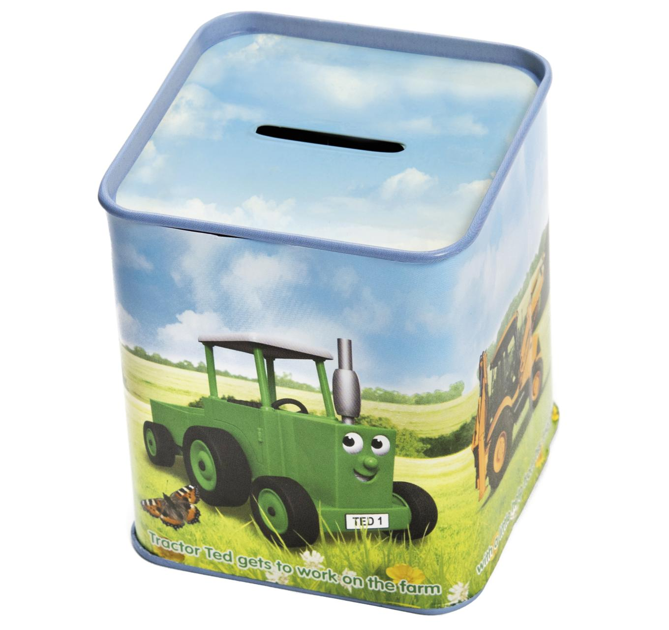 Tractor Ted Money Box