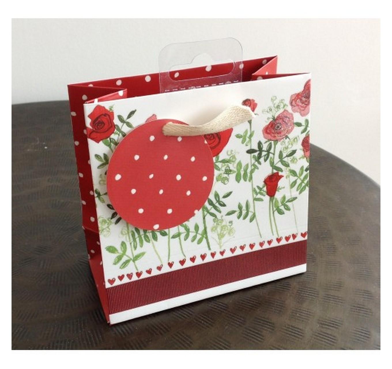 Ruby Roses Gift Bag (S)