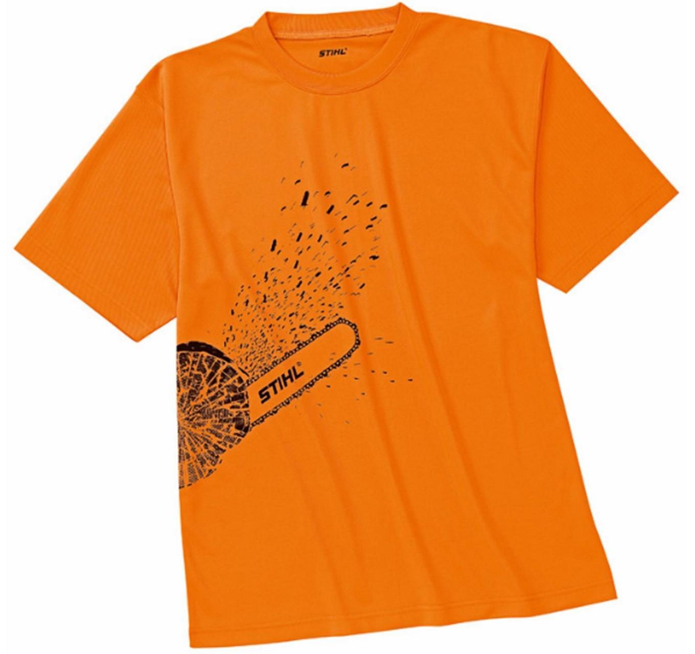 Mag Cool T-Shirt Orange S