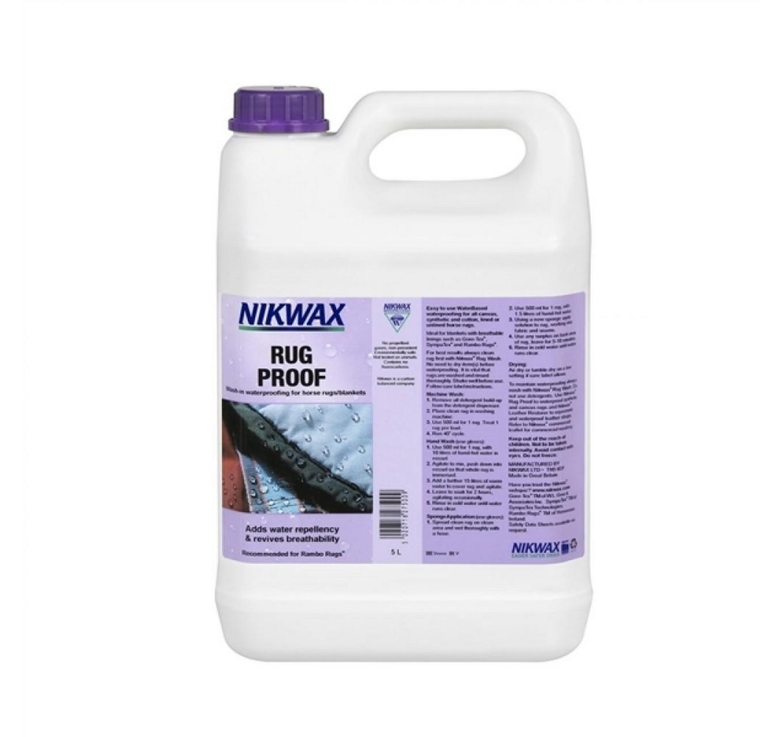 Nikwax Rug Proof Wash in Waterproofing