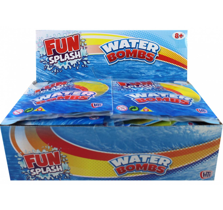 Fun Splash Water Bombs