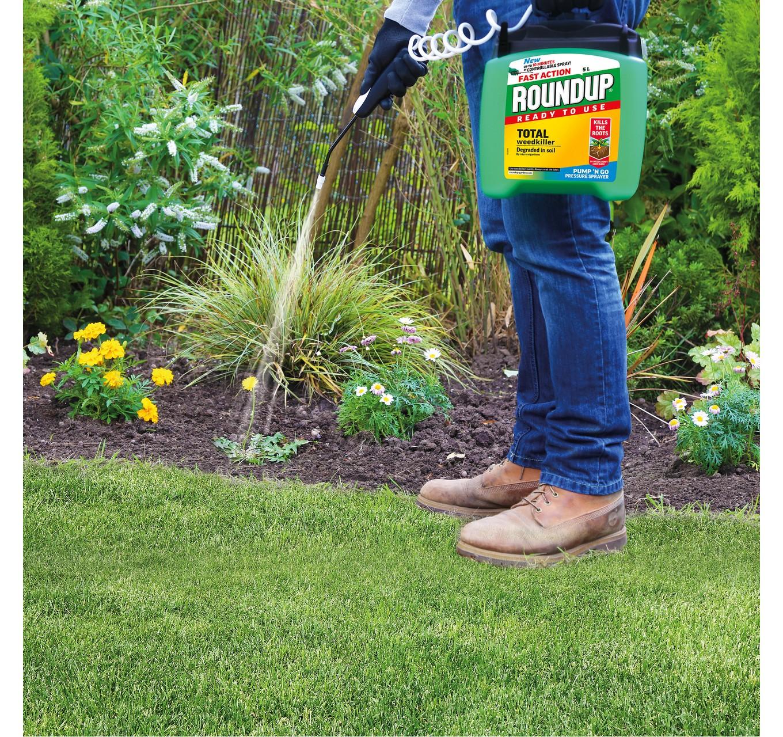 Roundup Pump N Go 5L