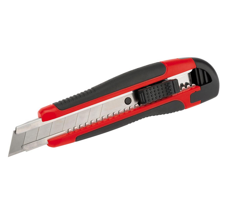Redline Retractable Knife