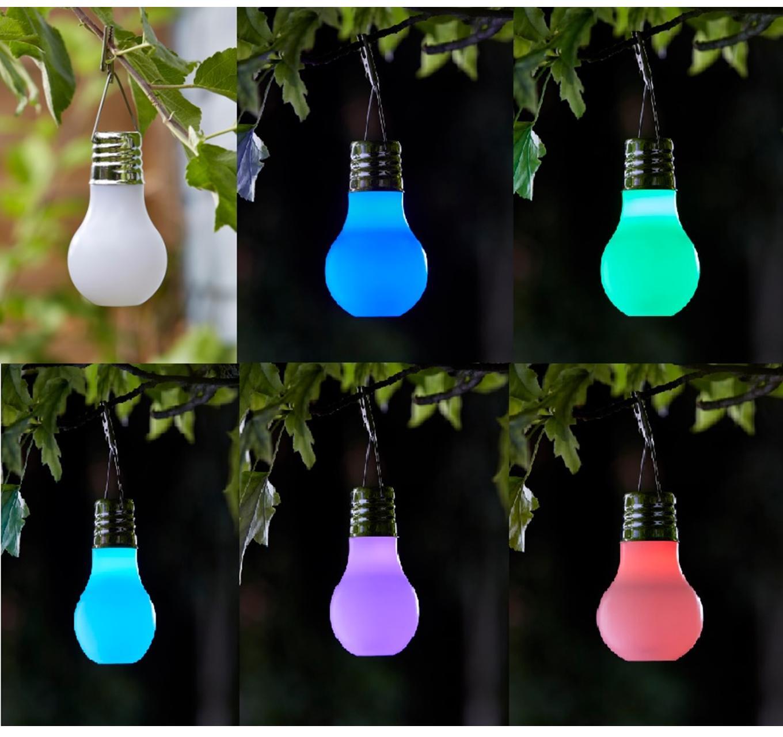 Eureka! Prima Solar Light Bulb