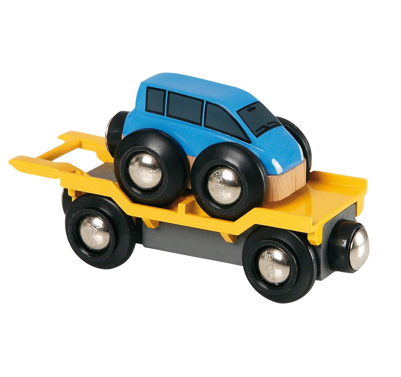 Car Transporter - Blue