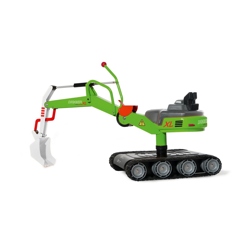 Crawler Excavator XL - Green
