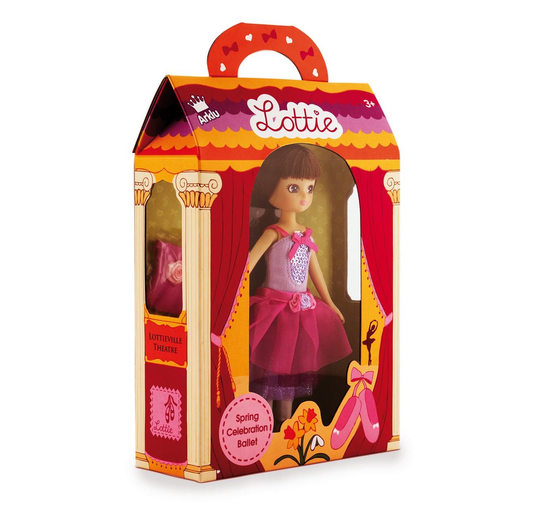 Spring Celebration Lottie Doll