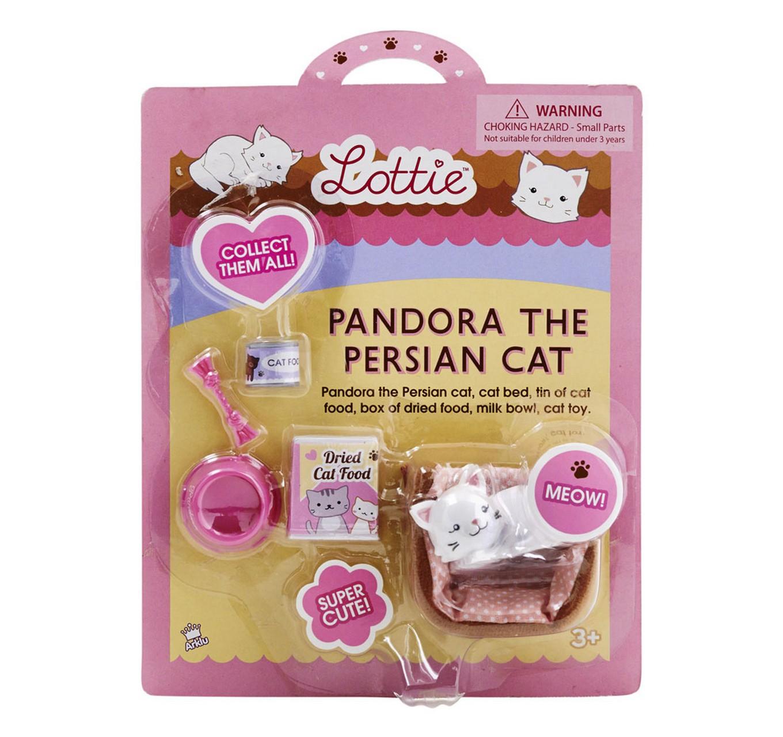 Pandora the Persian Cat