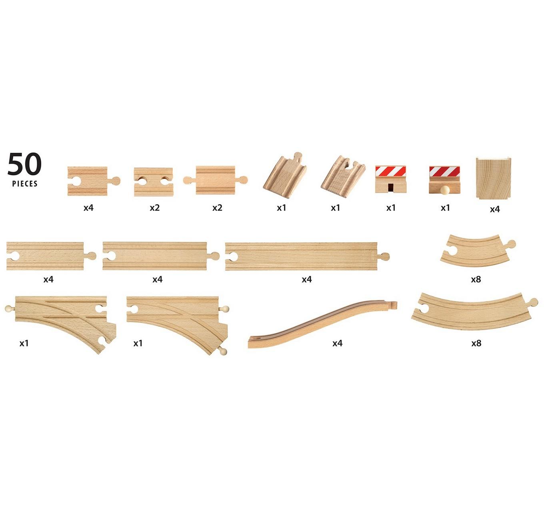 Track Set 50pce