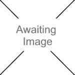 Anthracite Striped Mat 75x45cm