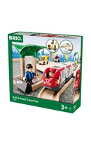 Road & Rail Travel Set