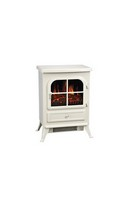 Vista Electric Stove - Cream