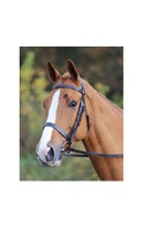Plain Bridle Havana Full