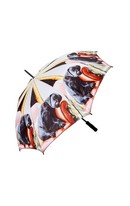 Sleeping Lab Umbrella