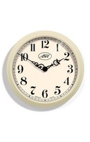 AGA Savoy Clock - Cream