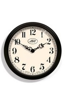 AGA Savoy Clock - Black