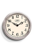 AGA Savoy Clock - Chrome