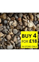 Henham Pebbles 50mm- Large Bag