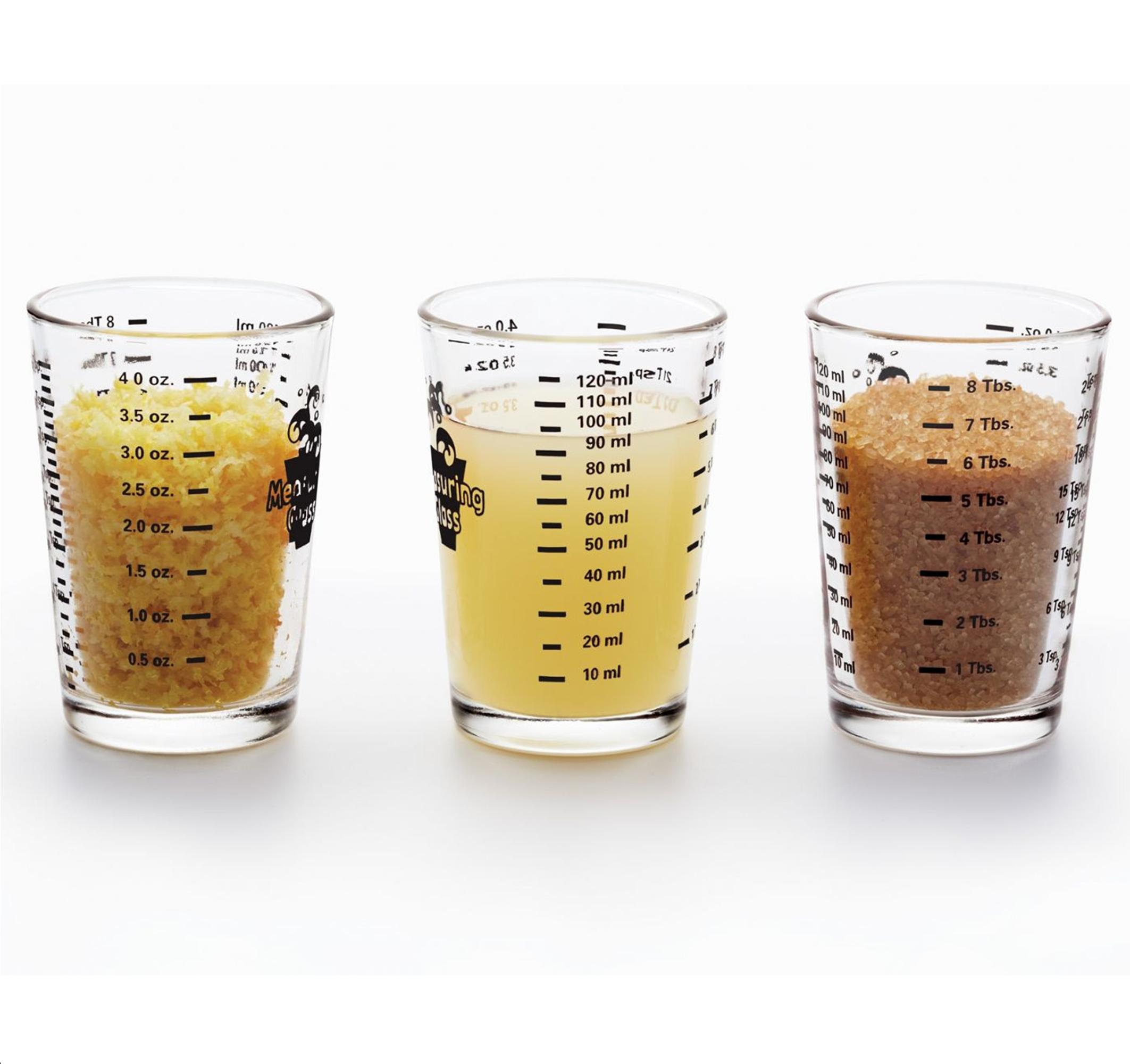 Glass Measuring Cup - Medium