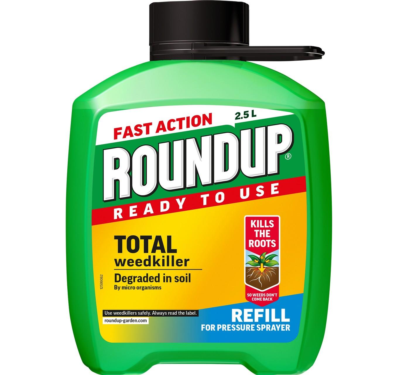 Roundup Pump N Go Refill 2.5L