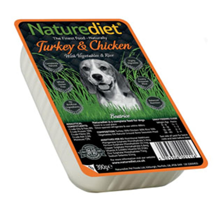 Feel Good Turkey & Chicken390g