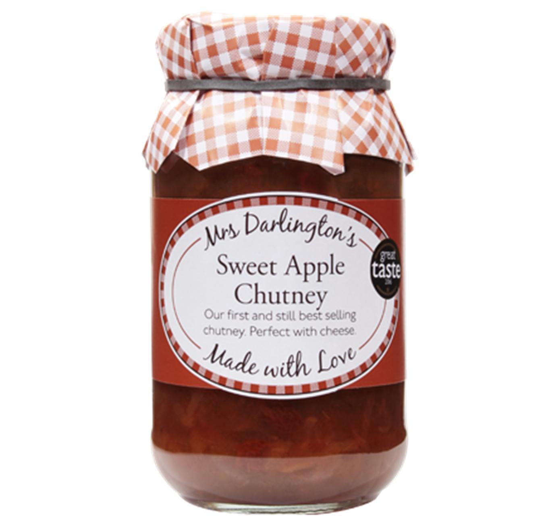 Sweet Apple Chutney 312g