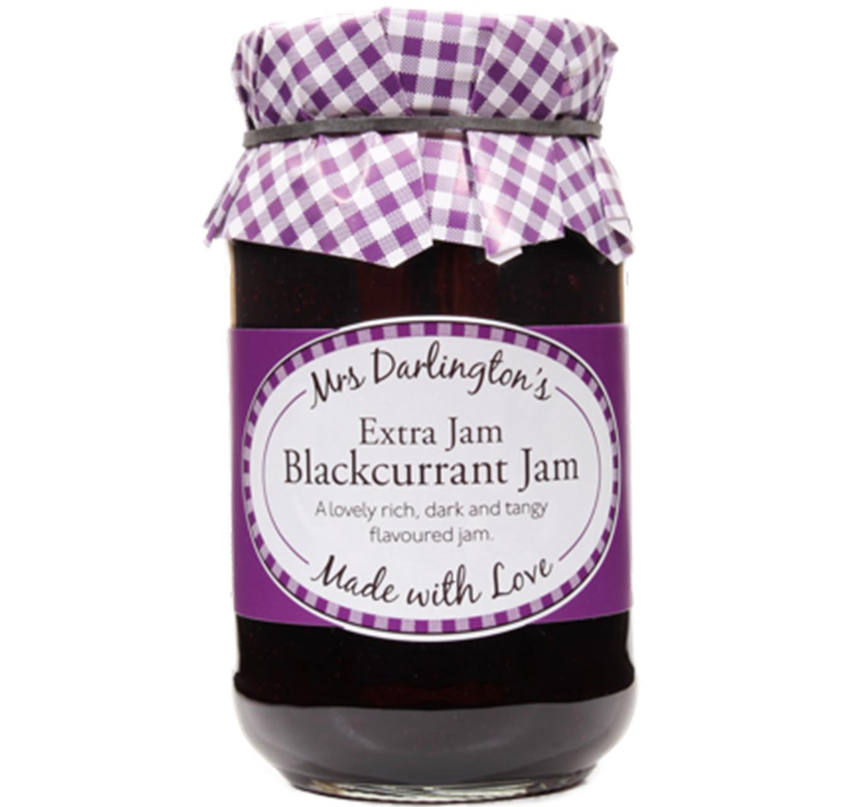 Blackcurrant Jam 340g