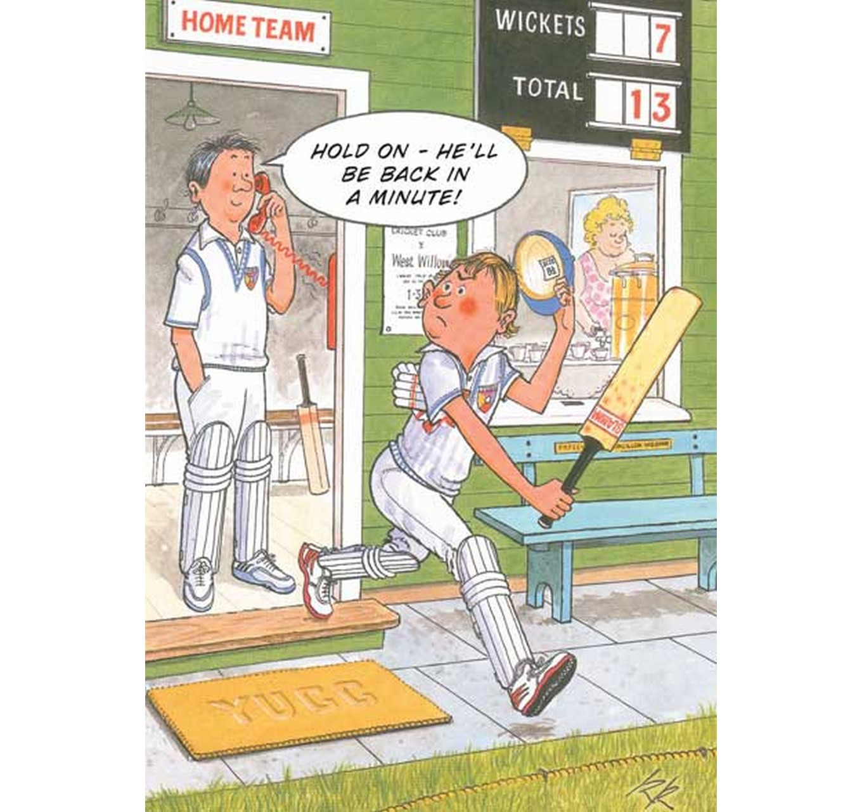 Cricket - 2 Minutes