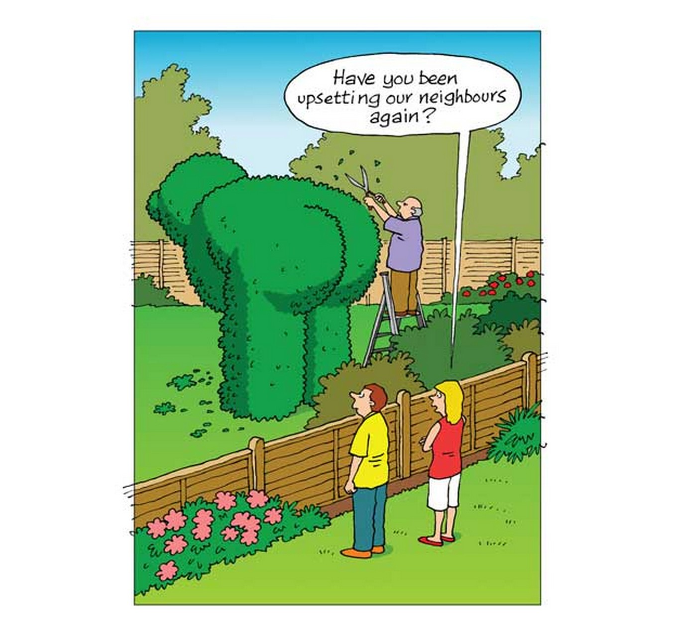Hedge Insult