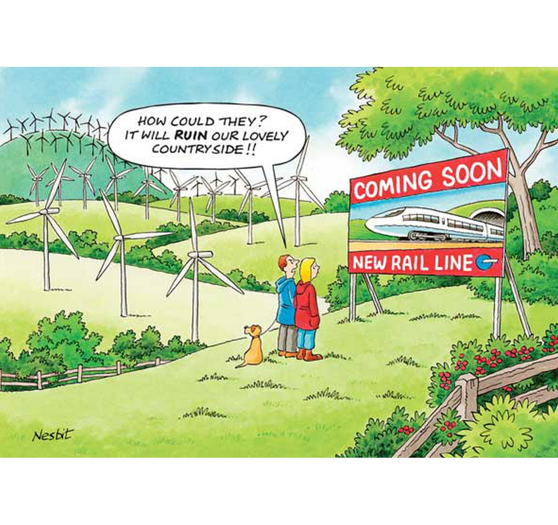 New Rail Line