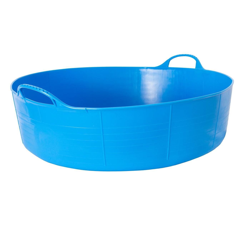 Tubtrug Shallow 35L Blue