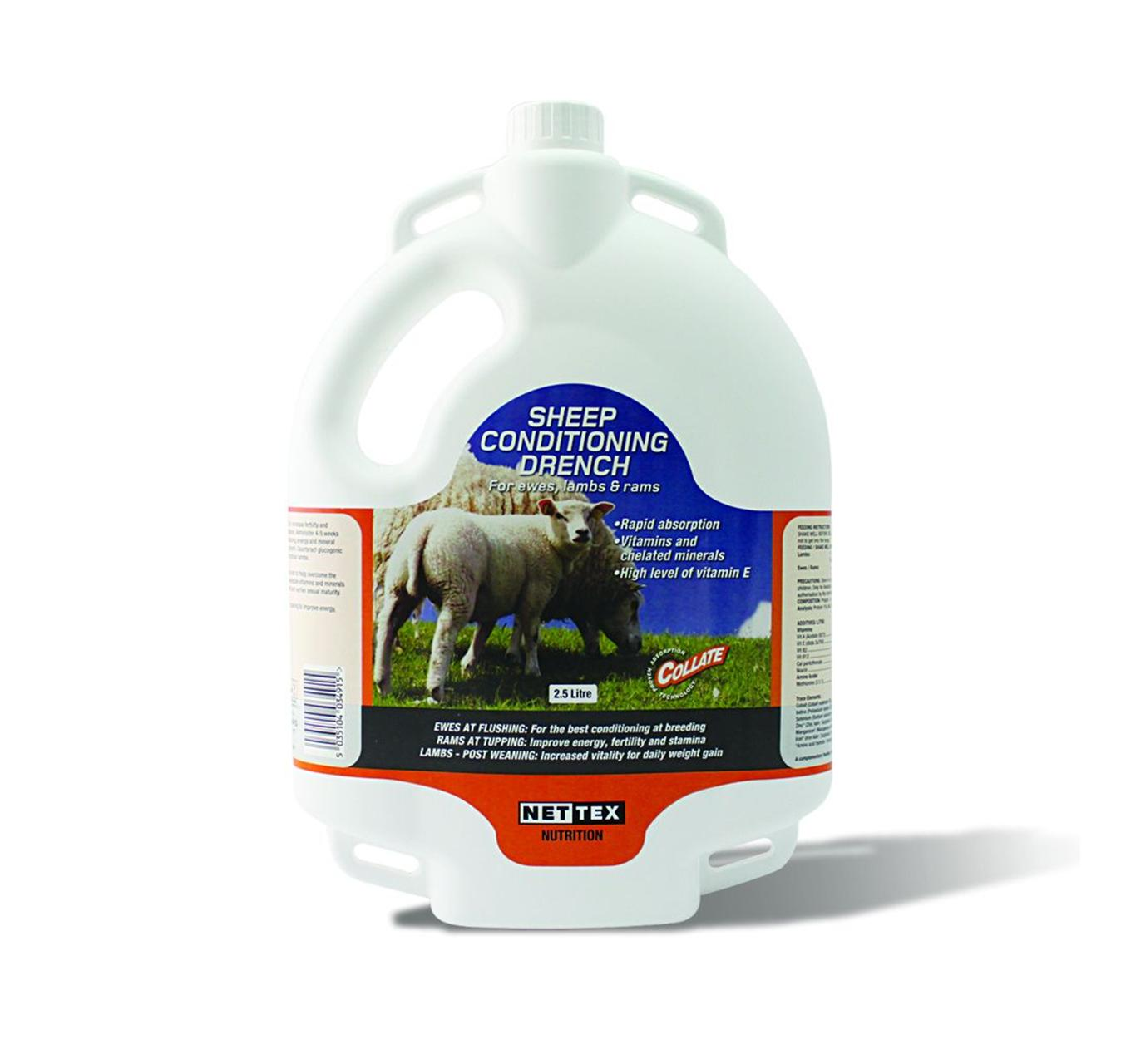 Sheep Conditioning Drench 1L