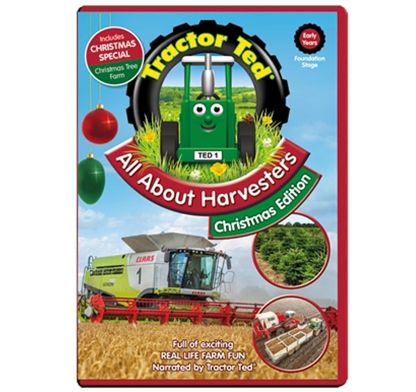 All About Harvesters - Xmas